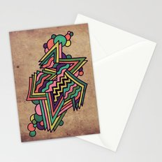 Neon Grit Stationery Cards