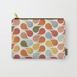 retro pattern no4 Carry-All Pouch