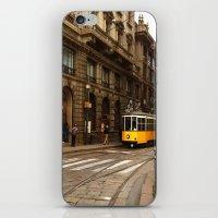 milan iPhone & iPod Skins featuring Milan by Fotografie di Gianluca Testa
