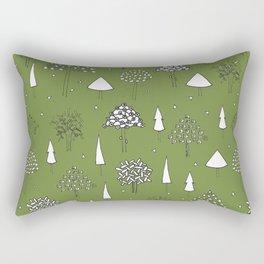 Allergy Season Rectangular Pillow