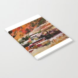Bisbee, Arizona Landscape Painting Notebook