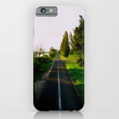 A long & narrow Road iPhone 6s Slim Case