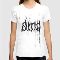 swag T-shirts featuring SWAG by John D'Amelio