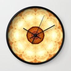 Inner Gravity Wall Clock