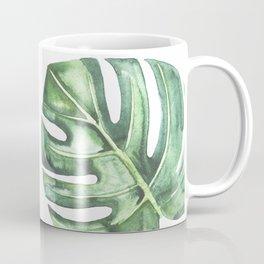 Monstera #society6 Coffee Mug
