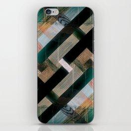 Crass Hatch iPhone Skin
