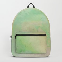 Speckled Grassy Meadow Backpack