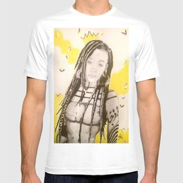 Sunlit Woman T-shirt
