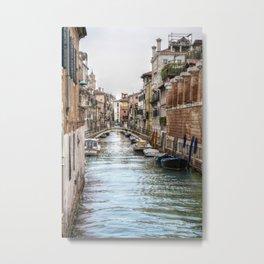 Venezia 103 Metal Print