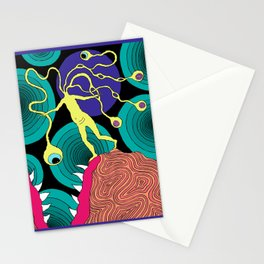 Walking on a Dream Stationery Cards
