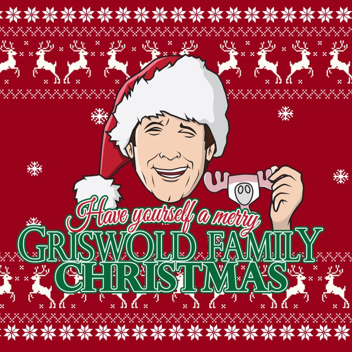 have yourself a merry griswold family christmas duvet cover