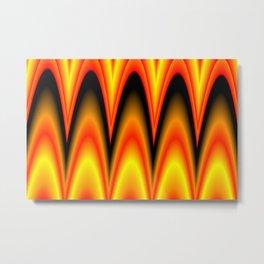magical colors Metal Print
