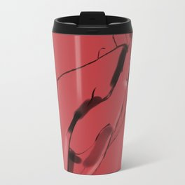 Main dans la main Travel Mug