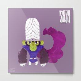 Mojo Jojo Metal Print