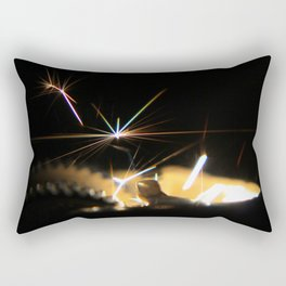 A Spark in the Dark Rectangular Pillow