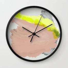 Makeup Wall Clock