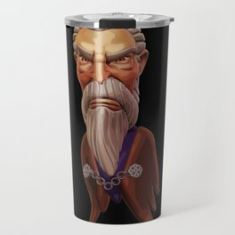 Dooku - Posterize Travel Mug