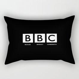 BBC Rectangular Pillow