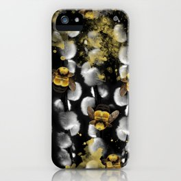 Bumble Bee Willow iPhone Case