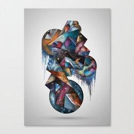 ∆  • V01 Canvas Print