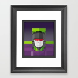 MTMTE Bonecrusher Framed Art Print