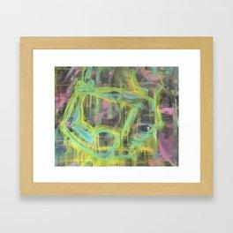 floorbow Framed Art Print