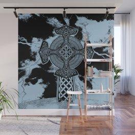 CELTIC CROSS Wall Mural