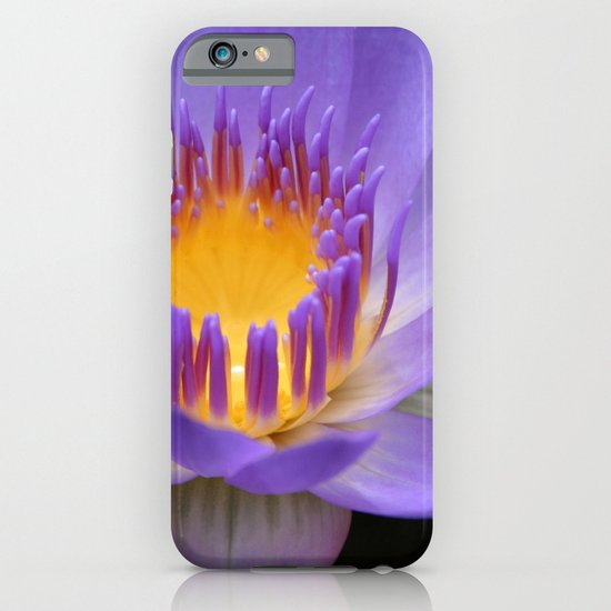 My Soul Dressed in Silence iPhone & iPod Case