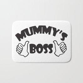 Mummy´s Boss Bath Mat