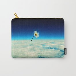 Stratosphere Flower Carry-All Pouch