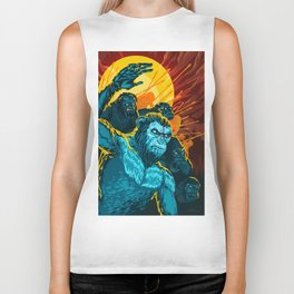 Dawn Of The Planet Of The Apes Biker Tank