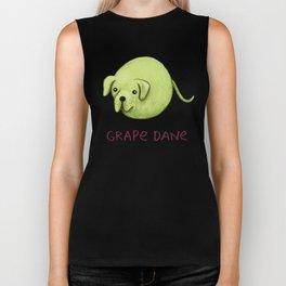 Grape Dane Biker Tank