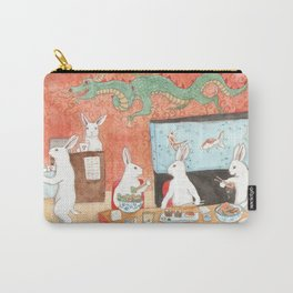 Sushi and Noodles Carry-All Pouch