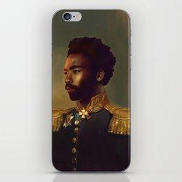 Sir Gambino iPhone Skin