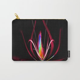 Abstract perfektion - Lightshow Carry-All Pouch