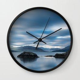 Glencoe, United Kingdom Wall Clock