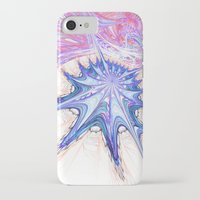 seashell iPhone & iPod Cases featuring seashell by haroulita