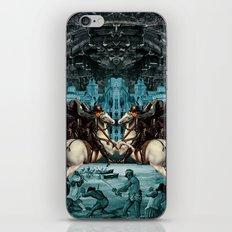 SERFS UP iPhone & iPod Skin