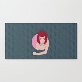 faceless #89943 Canvas Print