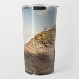 Makapuu Lighthouse Travel Mug