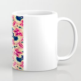 Kaleidoscope Orchids Coffee Mug