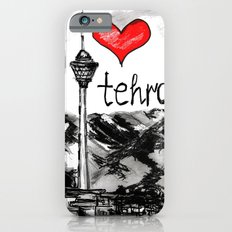 I love Tehran  Slim Case iPhone 6