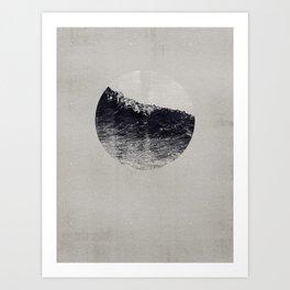 AQUA / 2 Art Print