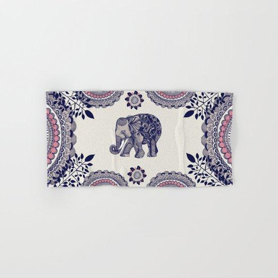 Elephant Pink Hand & Bath Towel