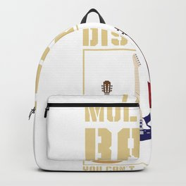 Multiple Bass Disorder Backpack