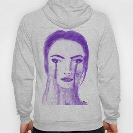 Violet Silence Hoody