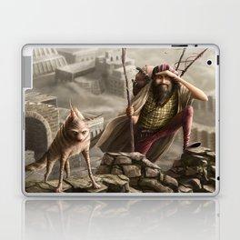 The travellers  Laptop & iPad Skin
