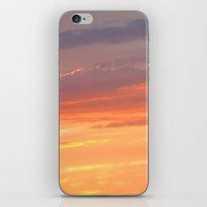 Berkshires Sunset IV iPhone & iPod Skin
