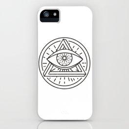 Third Eye iPhone Case
