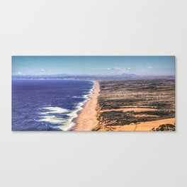 Point Reyes National Reserve, CA Canvas Print